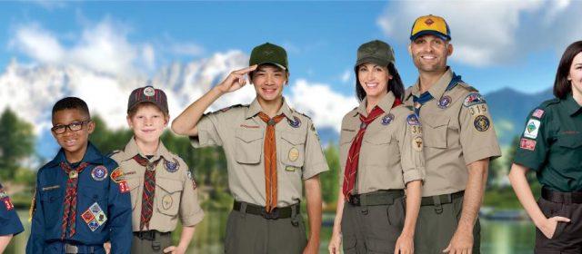 """""""Semel Scout, Ubicumque Scout"""""""