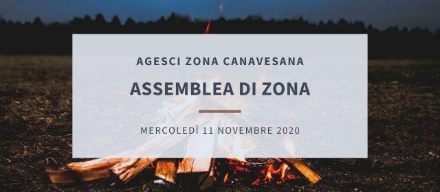 Assemblea di Zona Canavesana – 11 novembre 2020